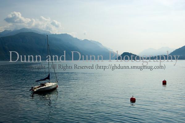 Lake Como, Italy (2006-09)