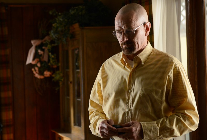 """. <p><b> Viewers have been shocked by the desperation, the shocking cruelty and the utter depravity displayed in this season�s final episodes of � </b> <p> A. �Breaking Bad�  <p> B. �Walking Dead�  <p> C. The 2013 Minnesota Twins  <p><b><a href=\'http://www.cbsnews.com/8301-207_162-57597838/breaking-bad-returns-for-final-episodes/\' target=\""""_blank\"""">HUH?</a></b> <p>    (AP Photo/AMC, Ursula Coyote)"""