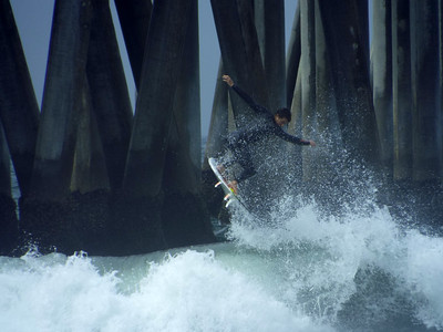 6/28/20 * DAILY SURFING PHOTOS * H.B. PIER