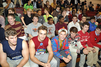 Ugly Sweater Theme Night - Basketball