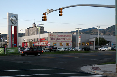 090726 Antelope Island - Salt Lake City