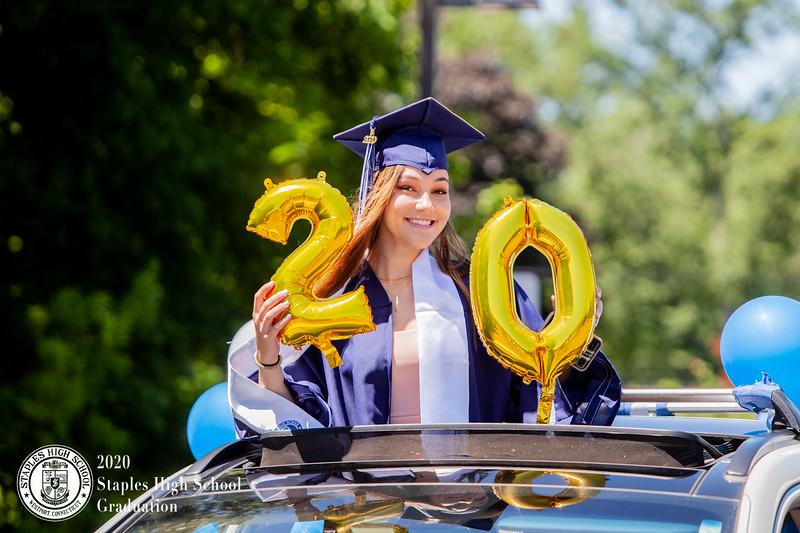 Dylan Goodman Photography - Staples High School Graduation 2020-328.jpg