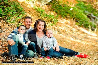 Stewart Family 2012