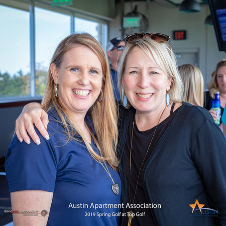 AAA Spring Golf at Top Golf (March 2019)
