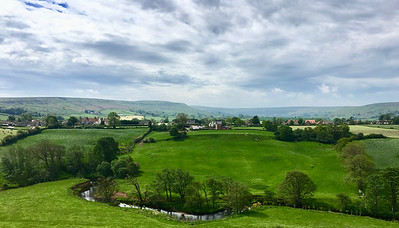 Peši z Castleton Moors do Lealholm / 12 km