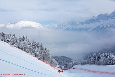 Chamonix Kandahar 2012 Downhill World Cup