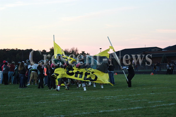 10-14-16 Sports Fairview @ Tinora FB