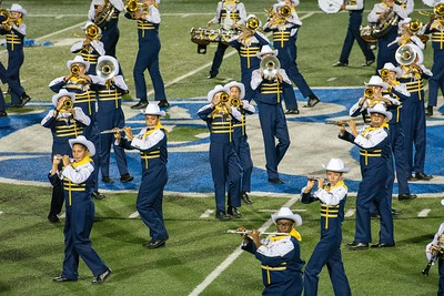 NHS Band 11-3-2018 Competition