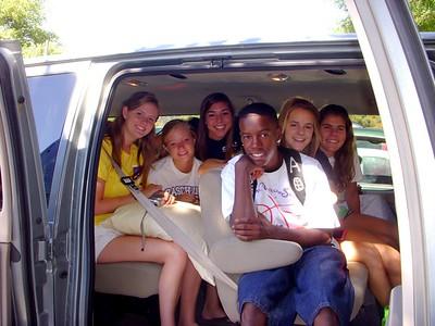 CYF Mission Trip 2008 - Part 2