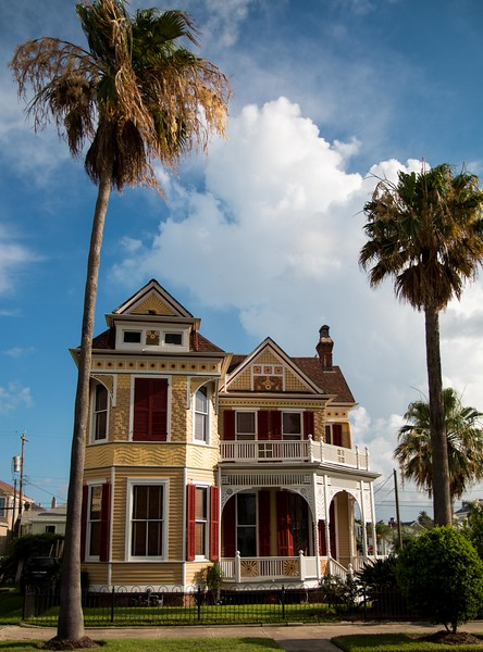 Galveston Victorian House