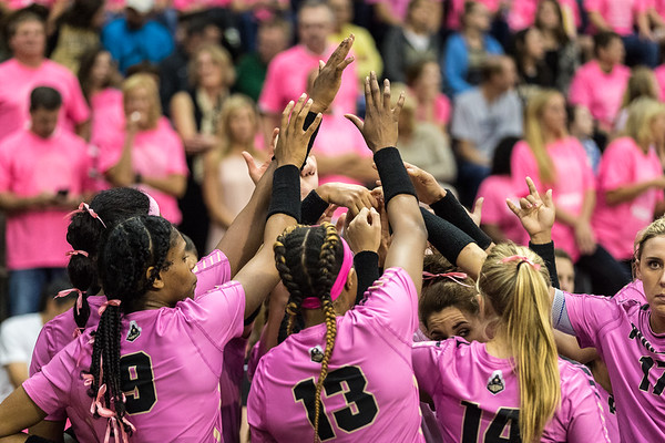 Purdue Volleyball vs Michigan 2016-10-28