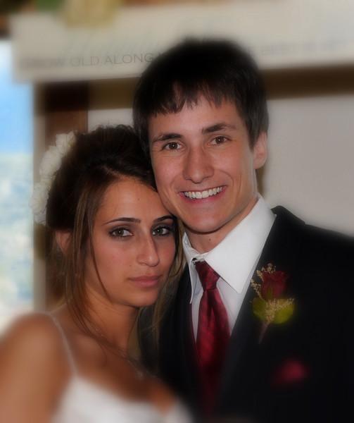 Morgan and Brandon's wedding