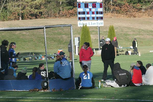 Varsity Girls' Field Hockey Flashback | NEPSACs 2013