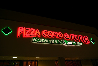pizza como - PC pub- Pennsburg