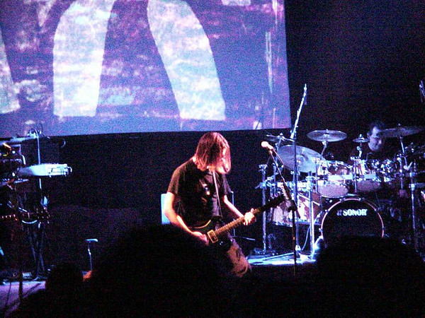 Porcupine Tree and Opeth July 28, 2003 Fox Theater