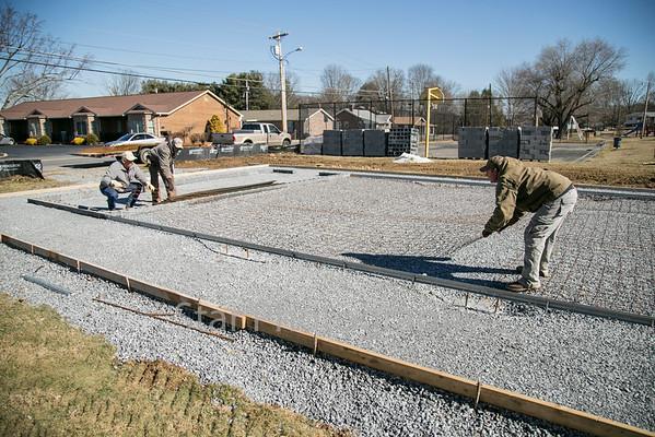 Construction Begins On Kiwanis Park Updates 02-03-15