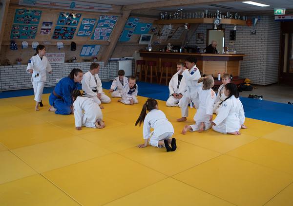 20210525 Twee dagen judo