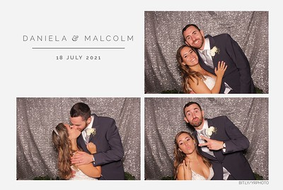 Daniela + Malcolm