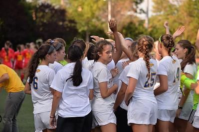 Girls Varsity Soccer –2016