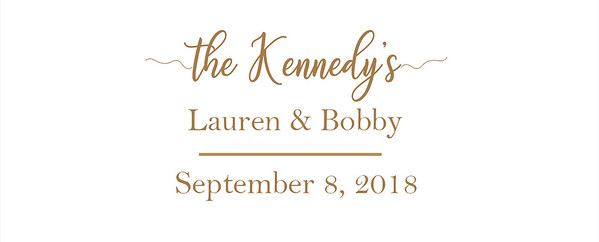The Kennedy's 9.8.18
