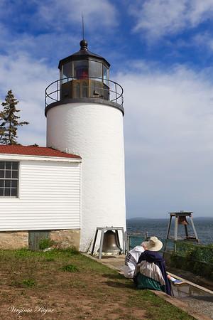 Bass Harbor lighthouse - September 7, 2017