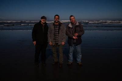 2021-01 Cape Disappointment / Benson Beach