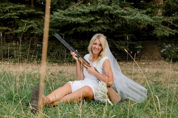Dustin & Beckie's Bridals