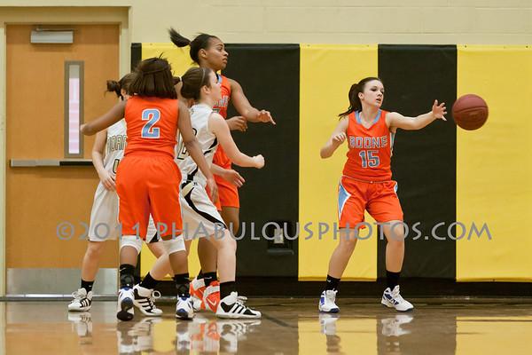 Girls Varsity Basketball # 15- 2011