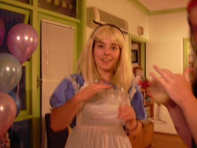 060325 Freyja's 16th birthday