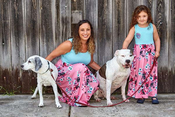 Maxine Sirota Kadesch Family Shoot 08-08-2020