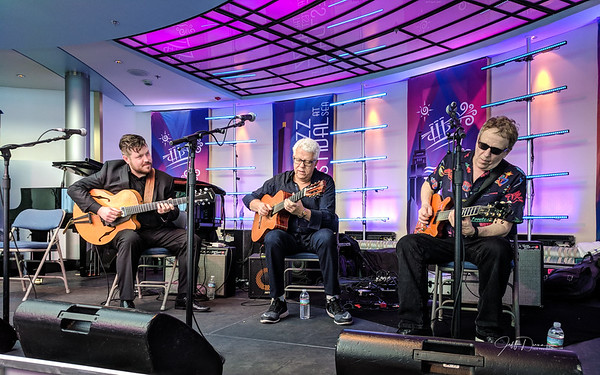 Jazz Cruise 2018 - Guitar Summit
