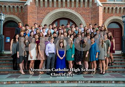 VCHS Class Photos 2015