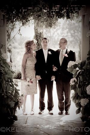Aires-Olson Wedding