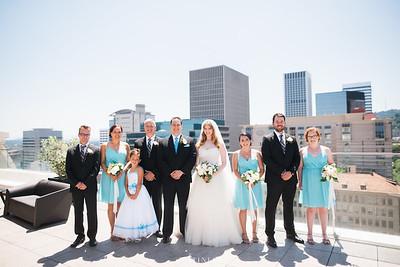 David and Rosalyn Wedding
