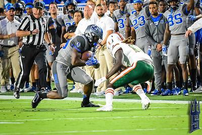 Duke vs. Miami - 09/29/17