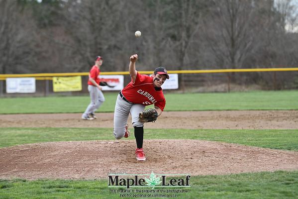 Berkshire v Cardinal Baseball 2013