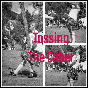 Caber Tossers