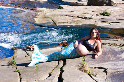 momma mermaid