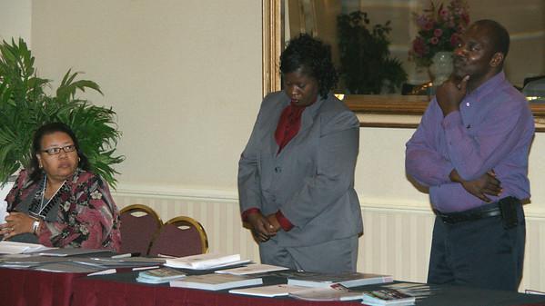 Ms. Levone Winston - 2012  - NCCU Durham Chapter - Ms. Alumni Candidate