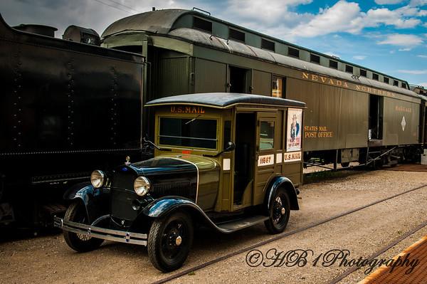 Ely Rail Road Museum