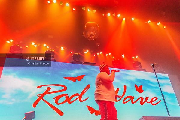 Rod Wave at Coca-Cola Roxy - Atlanta, GA | 11.04.2019