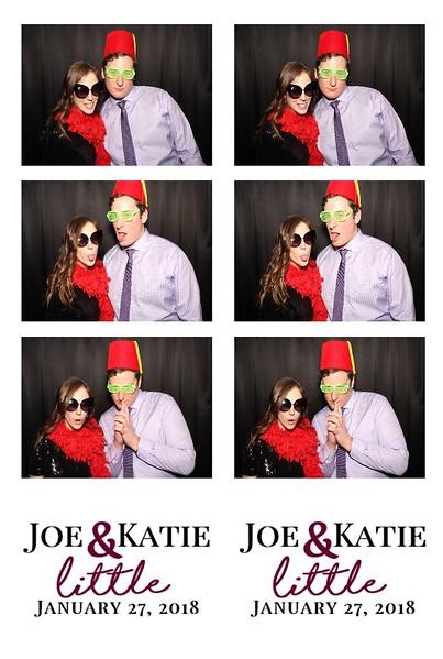 Joe & Katie's Wedding (01/27/18)