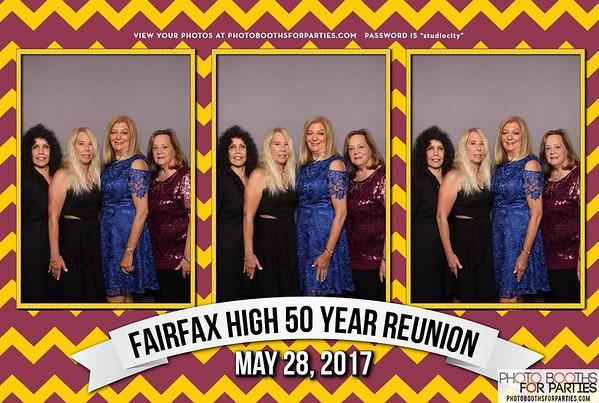 FairFax High 50 Year Reunion