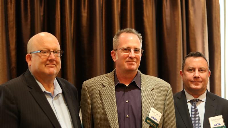 Howard Ray, Clean Earth Inc.; David Hintze, GRR; Todd Bussard, Zinvictus