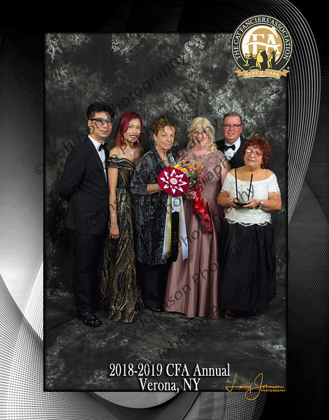 CFA Annual Banquet 2019 - Verona, NY