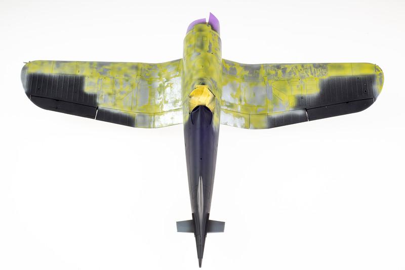 Tamiya F4U-1 Corsair - 10-09-14 -2.jpg