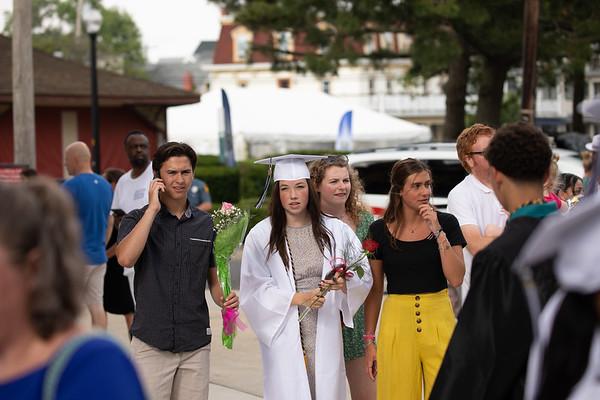 Mackinzie High School Graduation Neptune 2019 Great Auditorium Ocean Grove