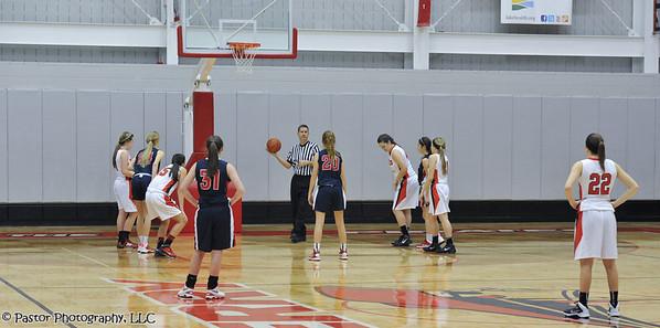 WGHS Girls JV Basketball
