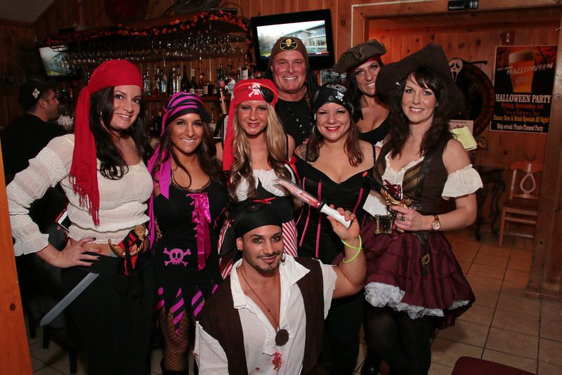 Anastasio's Steakhouse Halloween Party