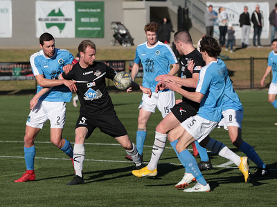2018 0811 - FNSW NPL1 1st R22 Blacktown City vs Sutherland Sharks
